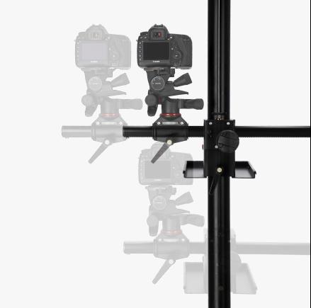 Stabilne mocowanie aparatu
