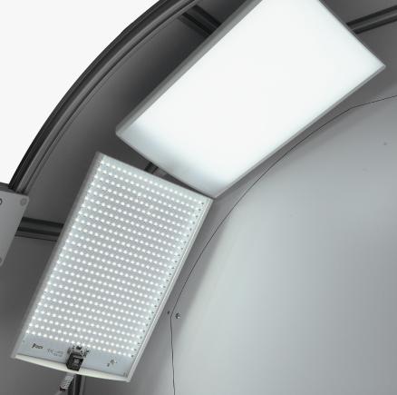 Iluminación LED de producción propia