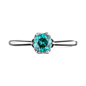top ring jewelry product photography