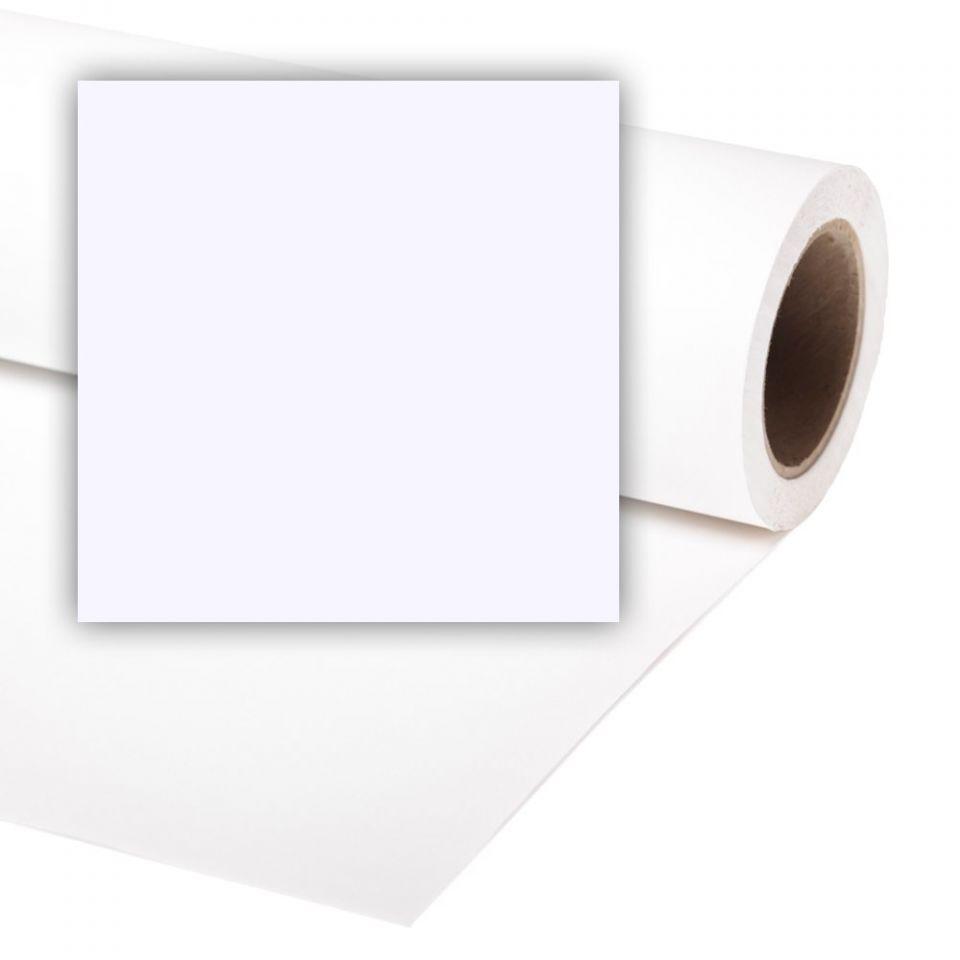 Colorama white paper background