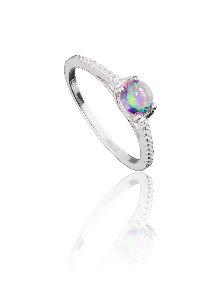 Too much color saturation - jewelry product photography