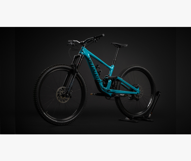 bike product image - Software-controlled lights