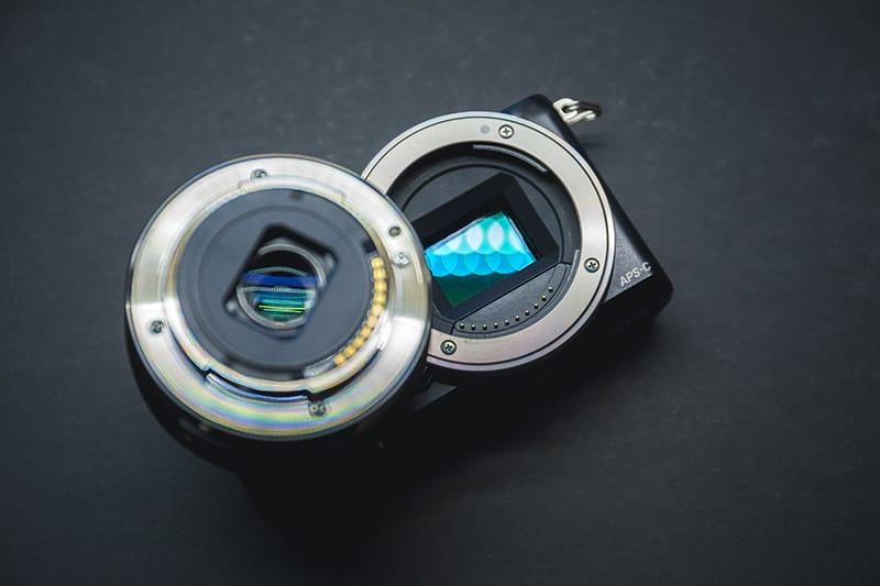 APS-C sensor