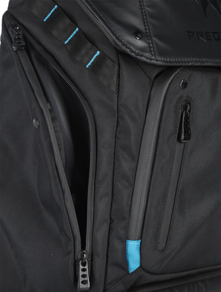 product photography - detail of a bag