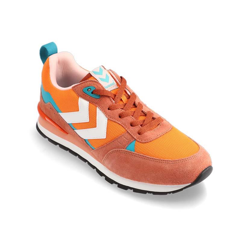 Orange shoe - too high angle