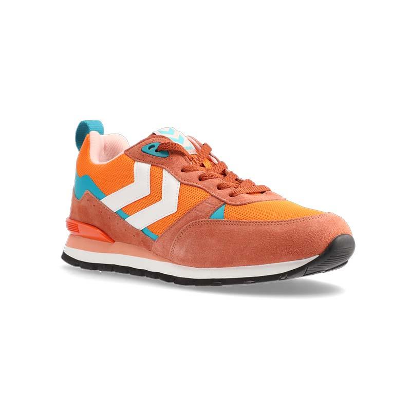 Orange shoe - too low angle
