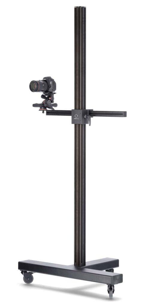 A tripod - Orbitvu column stand