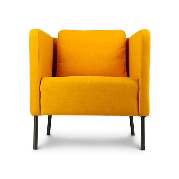 Sample furniture product image on white background